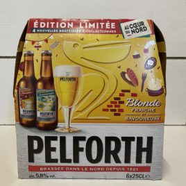Pack Pelforth 6x25cl