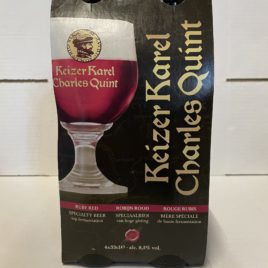 Pack Charles Quint 4x33cl