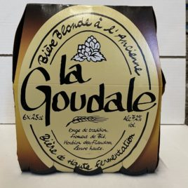 Pack Goudale Blonde 6x25cl