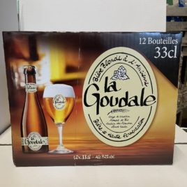 Pack Goudale Blonde 12x33cl