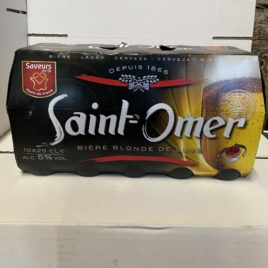 Pack Saint-Omer 10x25cl
