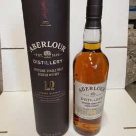 Scotch Whisky Aberlour (10 years old) 70cl