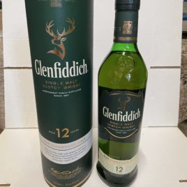 Scotch Whisky Glenfiddich (12 years old) 70cl