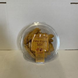 Biscuit Patte D'ours Miel 250g