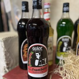 Sirop Guiot Framboise 1L